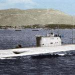 La marina griega encuentra al submarino Katsonis hundido por los alemanes en 1942