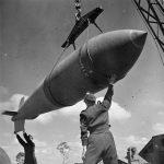 Las bombas terremoto de la Segunda Guerra Mundial