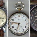 Coleccionistas, cuidado con los relojes antiguos