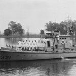 Un barco hundido de la Segunda Guerra mundial fue reflotado en Australia