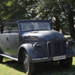 Carro de Comando del general Hans-Jürgen von Arnim es restaurado totalmente