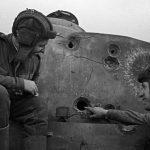 75º aniversario de Prokhorovka, la batalla de tanques más brutal la historia
