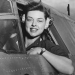 Las pilotos WASP de Estados Unidos celebran 75º Aniversario