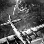 Los bombardeos Aliados afectaron la atmósfera de la Tierra