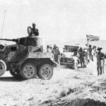 Ocupación de Irán por la URSS y Gran Bretaña