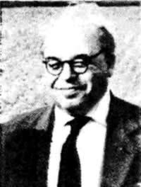 """Alexander Rado (""""Dora"""")"""